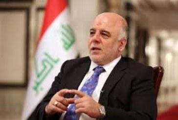 El primer ministro iraquí insta en Mosul a defender la diversidad frente a la ideología del EI