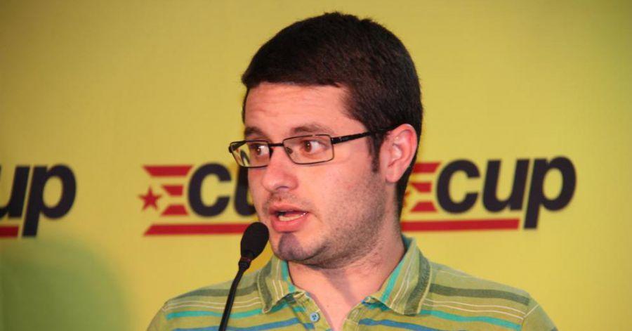 Monge dimite del secretariado de la CUP tras asegurar que el proceso es un fraude