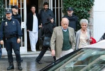 Los abogados de Pujol dicen que no hay fundamento para incriminarle por blanqueo