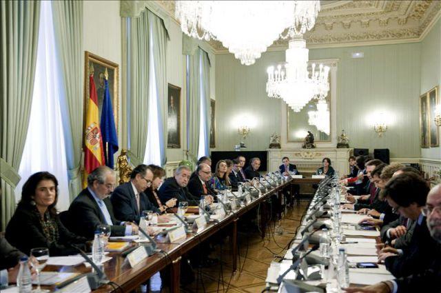 El desarrollo pleno de la reforma local, pendiente de negociación