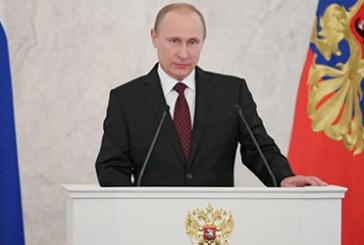 Putin: La intervención rusa en EEUU es una invención de los opositores a Trump
