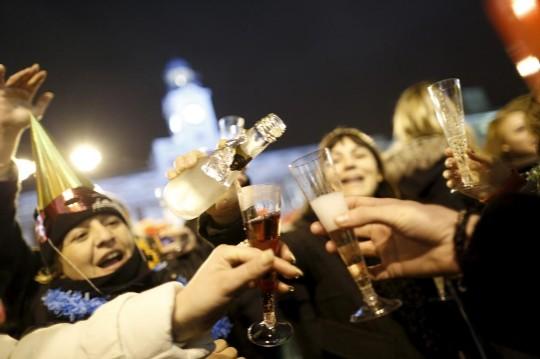 La borrachera, la urgencia más común en Nochevieja