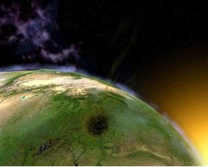 Los gases de efecto invernadero han regulado el clima del planeta desde 'siempre'