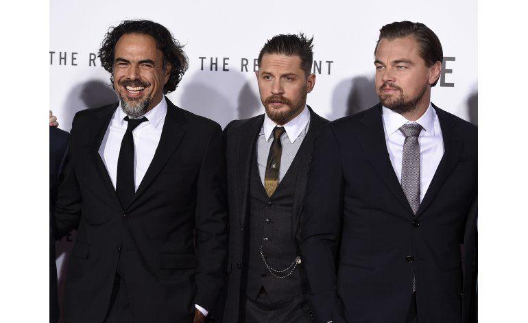 «El renacido», de Iñarritu, conquista los Globos de Oro y prepara el terreno para los Óscar