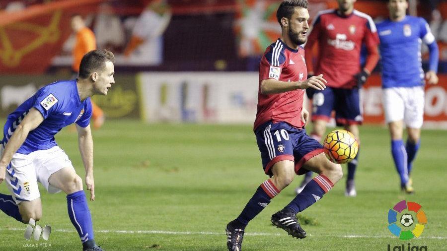 0-0- Osasuna sin suerte cara al gol