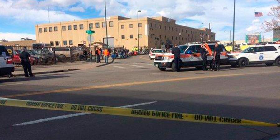 Al menos un muerto y nueve heridos durante un tiroteo en Denver