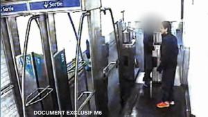Un vídeo muestra al cerebro de los atentados de París en el metro tras el ataque