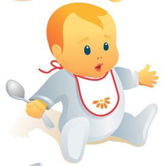 El hábito de comer bien, esencial para que no aparezcan problemas de alimentación en los niños