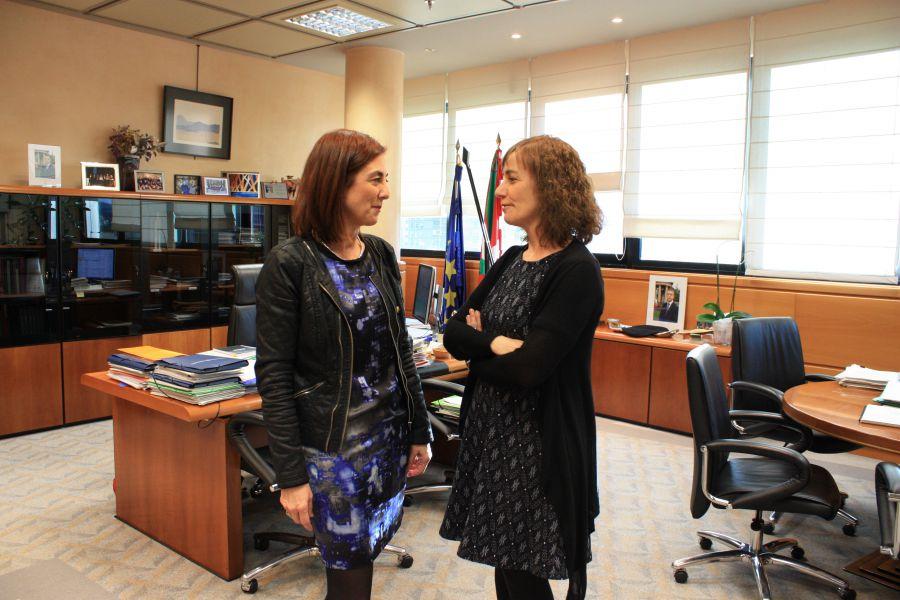 Navarra y la Comunidad Autónoma Vasca impulsarán la relación y colaboración con la cultura