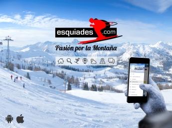 La App de Esquiades.com, ganadora en el concurso The App Tourism Awards de FITUR