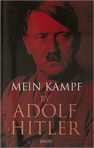 «Mi lucha» de Hitler vuelve a las librerías alemanas, tras setenta años