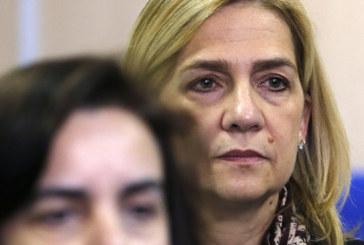 Horrach pretende el sobreseimiento de la Infanta Cristina en el caso Nóos
