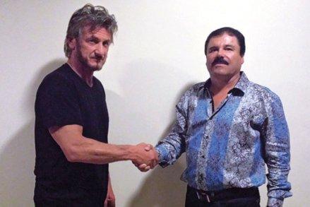 """Una entrevista de Sean Penn al """"Chapo"""" Guzmán ayudó a dar con su paradero"""