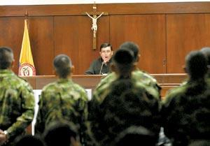 El nuevo Código Penal Militar entra hoy en vigor