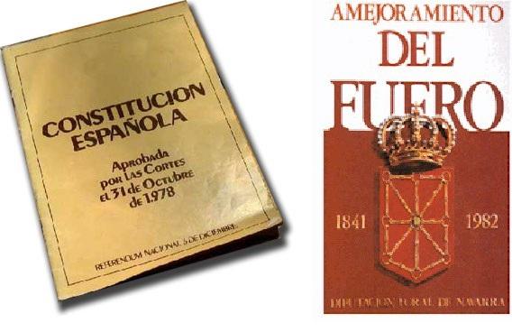 EDITORIAL: Reforma constitucional para Navarra