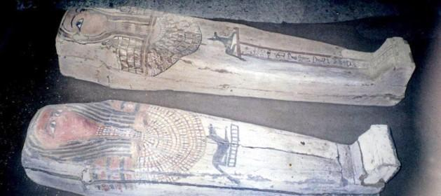Las antigüedades robadas de Egipto ven la luz tras un largo periplo legal