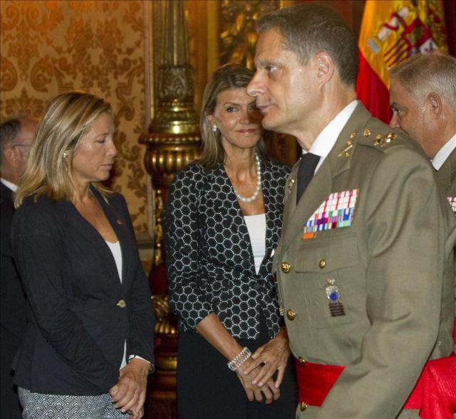 Álvarez-Espejo advierte del peligro de un recorte presupuestario «duradero» en el Ejército