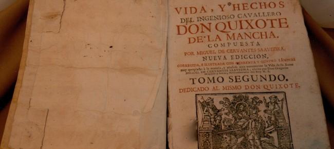La colección Xalambrí, un tesoro cervantino en el corazón de Montevideo