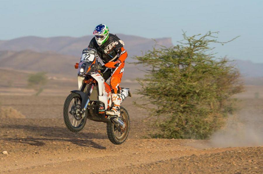 Dakar 2016, motos: Las KTM dan el golpe en Bolivia pero Gonçalves se mantiene líder