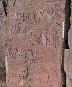 El panel rupestre de Fuerteventura, la piedra Rosetta del alfabeto indÍgena
