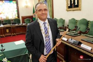 Enrique Maya, Alcalde de Pamplona 2011-2015