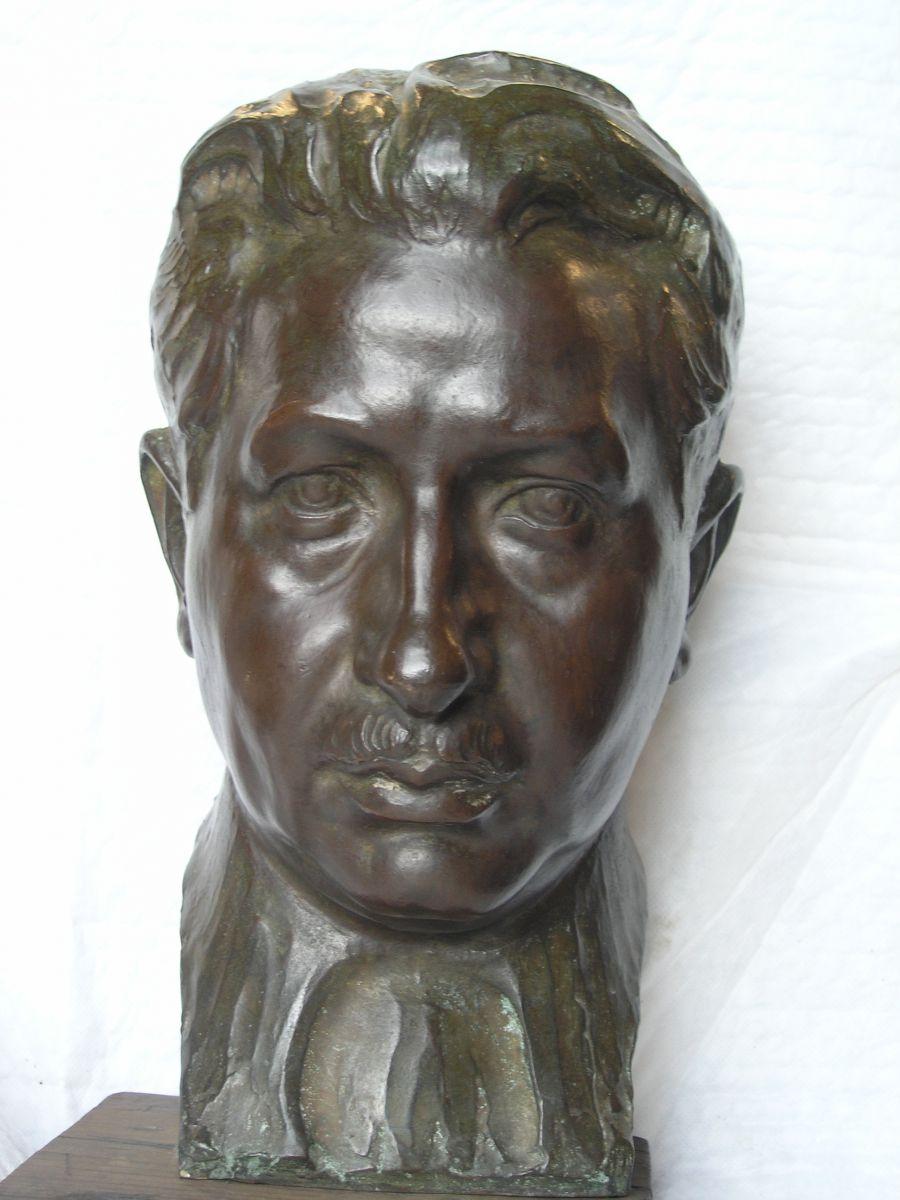 El Museo de Navarra inaugura la microexposición «Retrato de Ezequiel Endériz» de Fructuoso Orduna