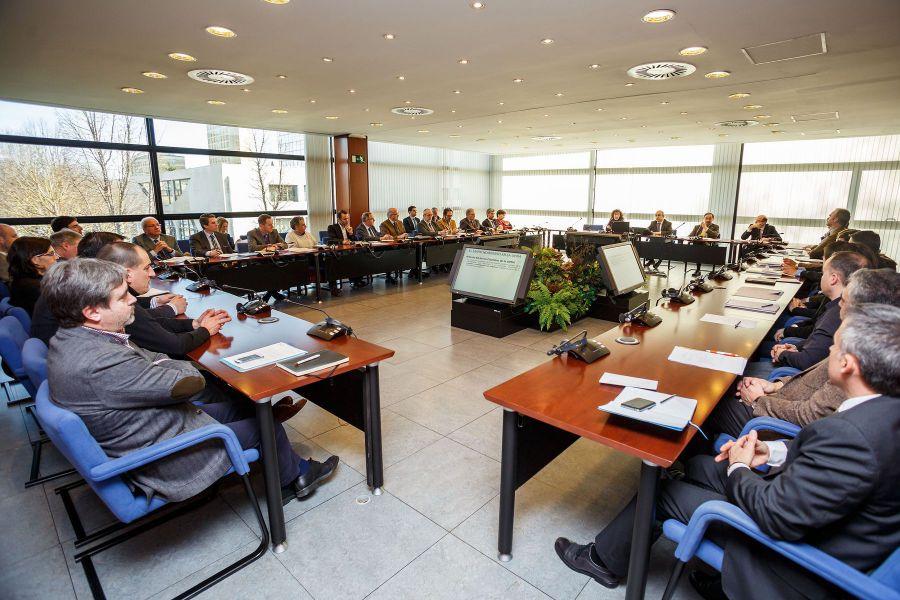 La UPNA estudia una estrategia para la especialización inteligente en Navarra