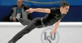 Javier Fernández, indiscutible favorito en los Europeos de Bratislava de patinaje