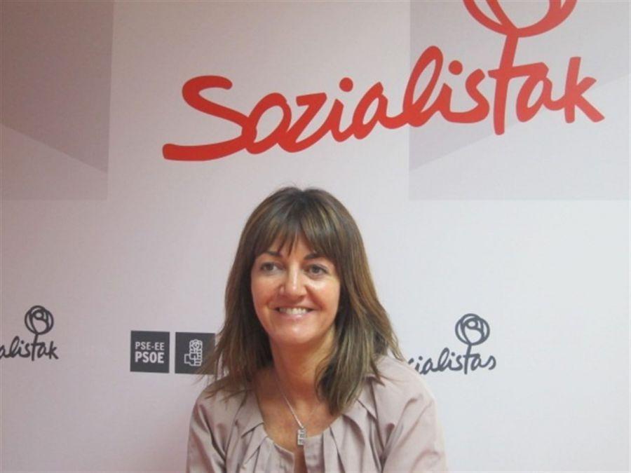 Idoia Mendia será candidata en las primarias del PSE tras la renuncia de Patxi López