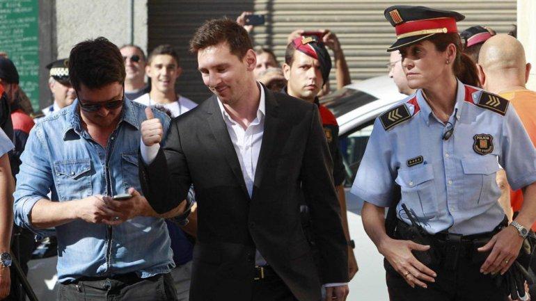 Messi, a juicio: piden 22 meses y medio de cárcel por tres delitos fiscales