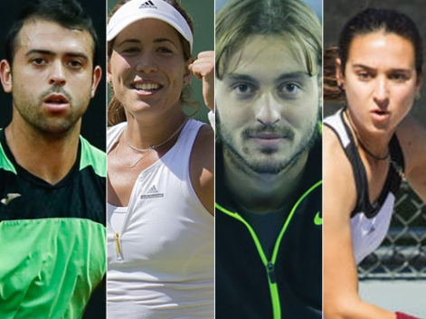 El tenis español suma 97 títulos profesionales y 40 juveniles durante el último año
