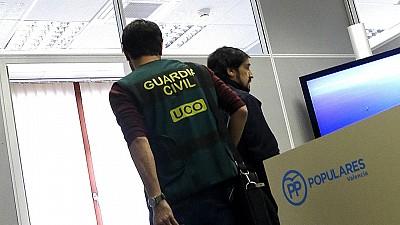 El PP disuelve el partido en la ciudad de Valencia y pondrá al frente una gestora