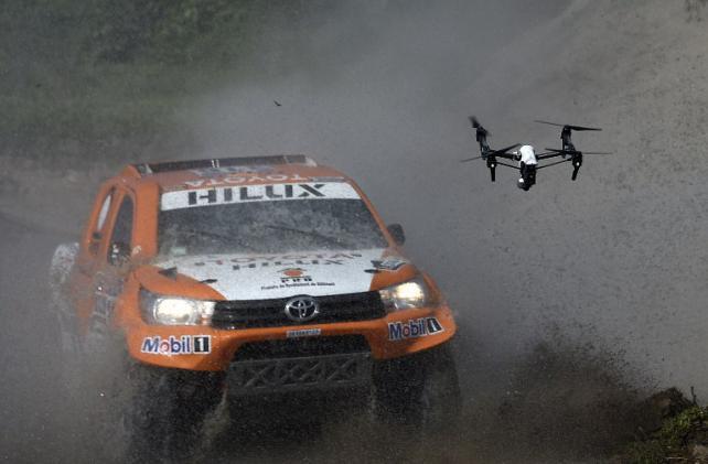 "Cancelada la primera etapa del Dakar por ""razones de seguridad"" por las tormentas"
