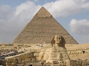 Investigadores egipcios, cerca de resolver el misterio de cómo se construyó la pirámide de Keops
