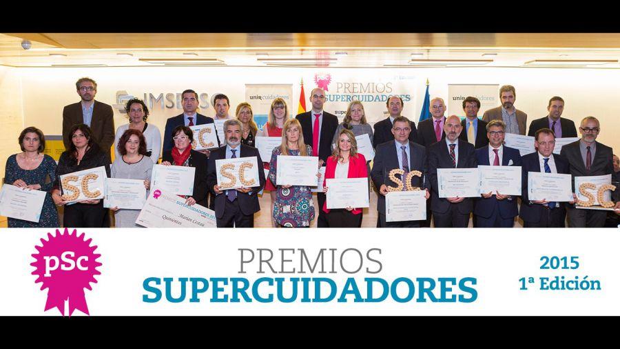 En marcha la II Edición de los Premios SUPERCUIDADORES