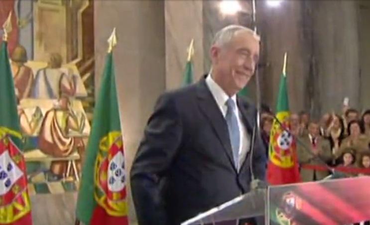 El conservador Rebelo de Sousa, elegido nuevo presidente de Portugal
