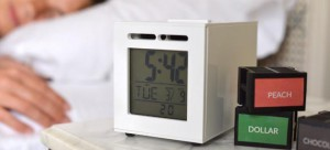 Reloj que despierta al usuario con olores