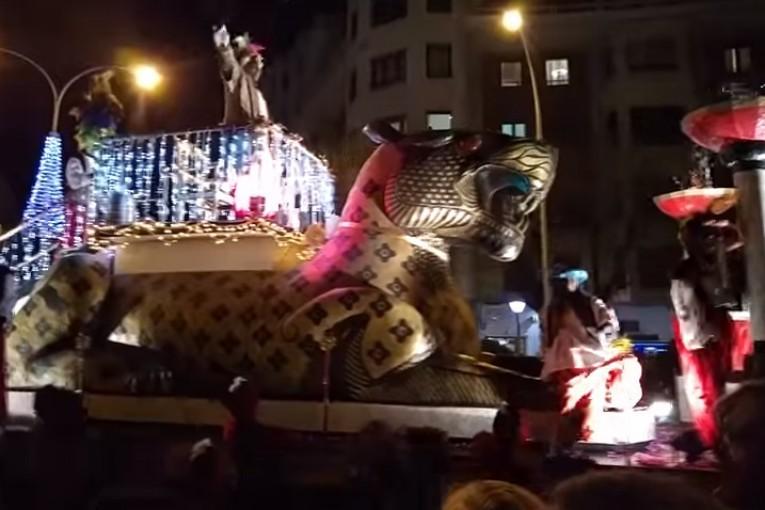 Reyes MAgos 2016 Baltasar