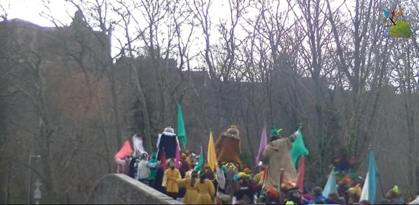 Los Reyes Magos de Oriente visitarán hoy a partir de las 16:00 h Pamplona