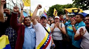 Tensión en la constitución de la Asamblea Nacional en Venezuela