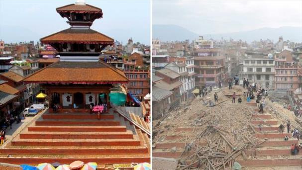 Nepal se lanza a recuperar más de un centenar de monumentos