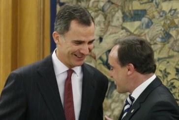 UPN subraya al Rey que España necesita un Gobierno «cuanto antes»