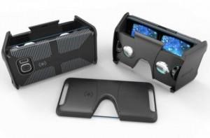 Visores de realidad virtual de bolsillo-Speck