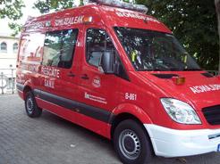 El Gobierno de Navarra crea la figura de técnico de emergencias sanitarias en el SNS