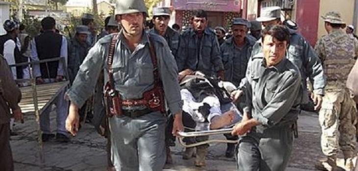 Al menos once muertos en un ataque suicida en el este de Afganistán