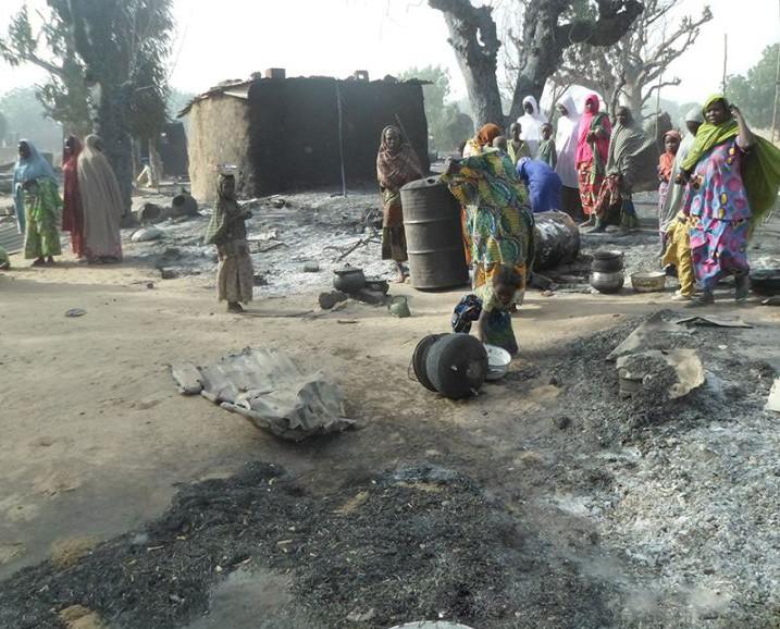 Al menos 85 muertos por un ataque de Boko Haram en el norte de Nigeria