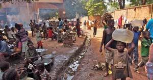 La misión de la ONU investiga nuevos abusos de menores en República Centroafricana