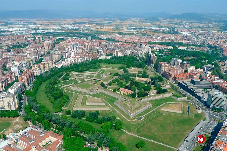 AGENDA: 26 de abril a 30 de junio, en Pamplona, programa 'Ejercicio en las murallas'