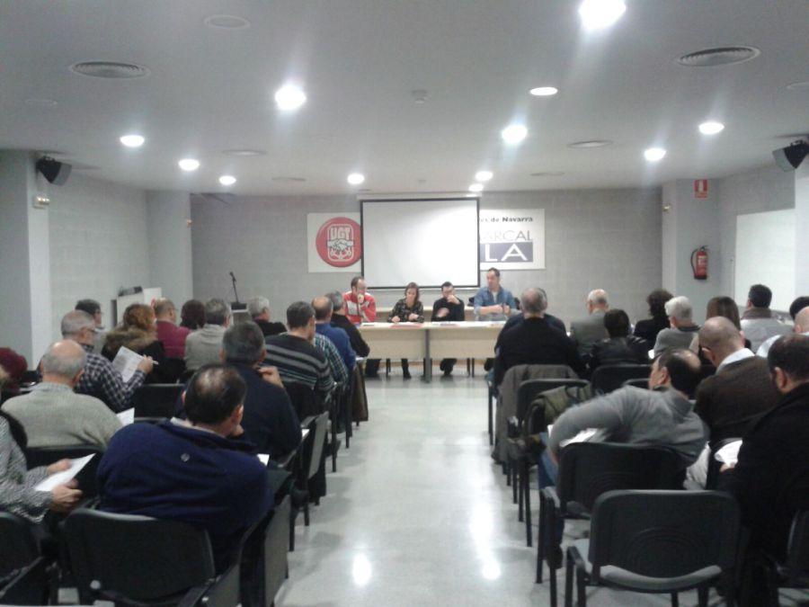 """Chivite (PSN) critica la """"nula voluntad de diálogo del Gobierno de Navarra en la tramitación presupuestaria"""""""