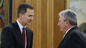 El Rey abre su segunda ronda de consultas con el diputado de Nueva Canarias